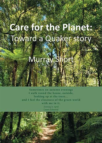 Care for the planet book cover